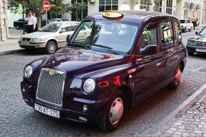 taxi old